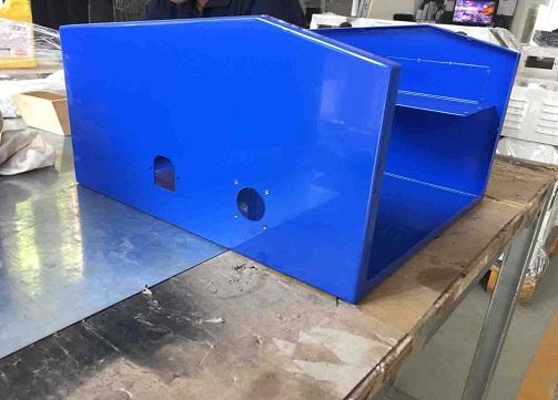 sheet metal fabrication, power coating parts