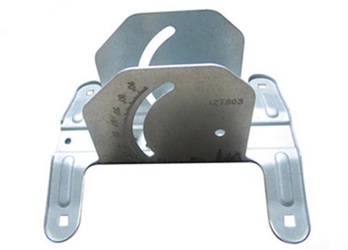 Steel Bracket Holder Fabrication