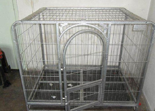 Fabrication cage