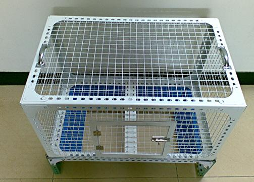 5-SY Custom Fabrication cage