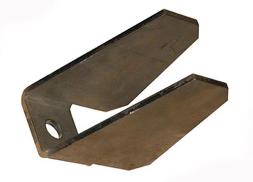5mm Mild Steel U Shaped Brackets
