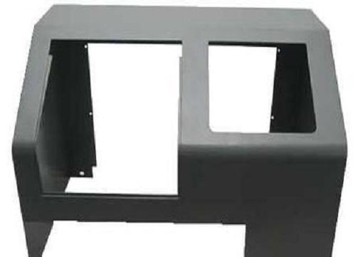 sheet metal fabrication with powder coating finishing