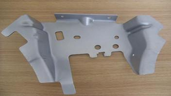 What materials can be used for sheet metal fabrication